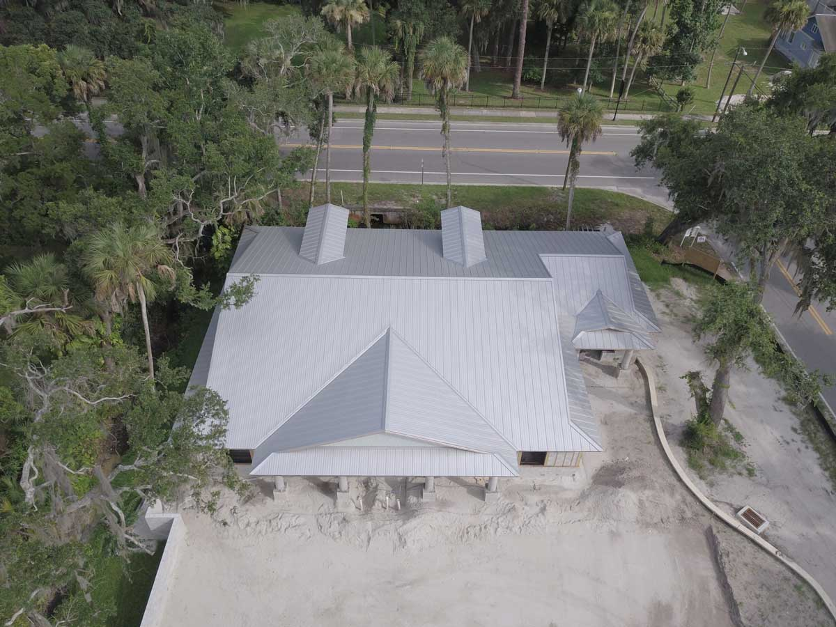 Commercial Roofing Division Sun Coast Roofing Amp Solar